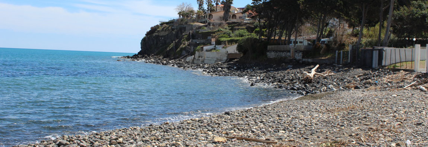 AUGUSTA – Saracena sud – La spiaggia
