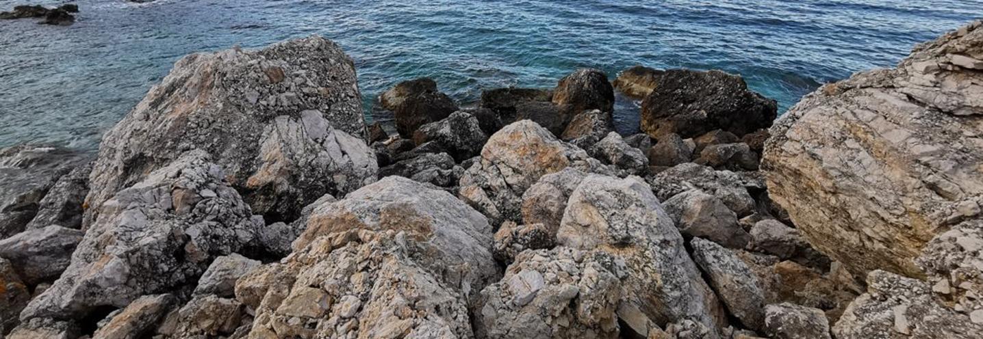 CASTELLAMMARE DEL GOLFO – Calamazzo est – Affioramento geologico