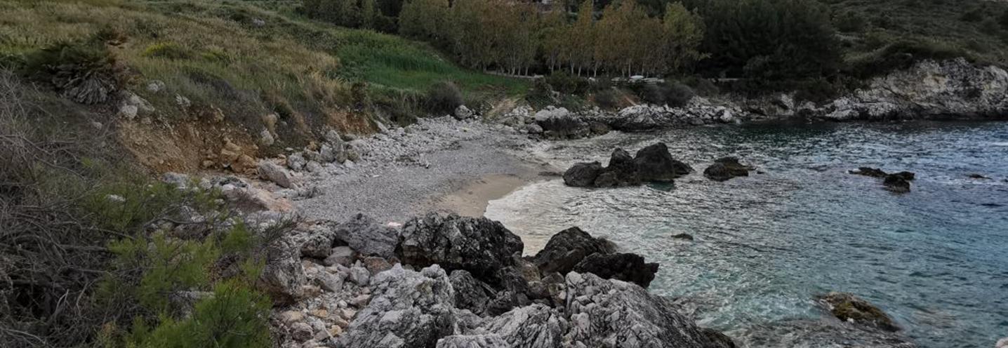CASTELLAMMARE DEL GOLFO – Calamazzo ovest – Panoramica da est