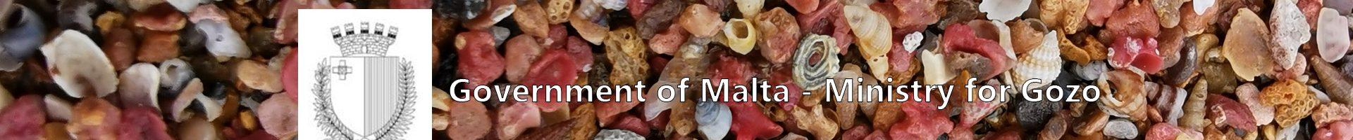 Partner 5:  Government of Malta – Ministry for Gozo