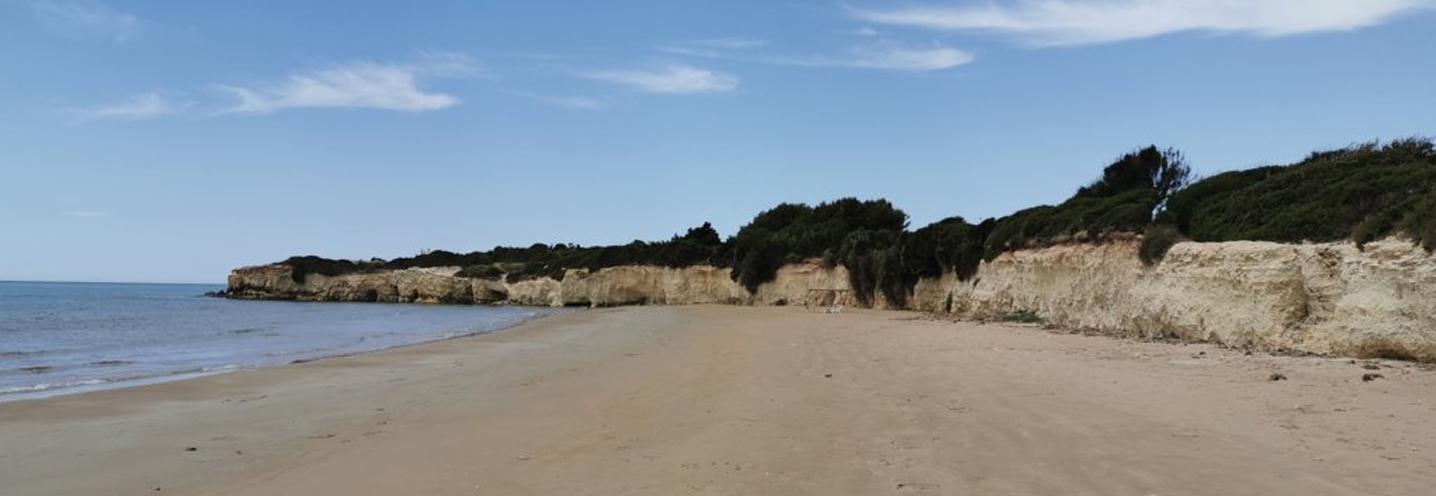 ISPICA – Porto Ulisse centro – Settore occidentale della pocket beach