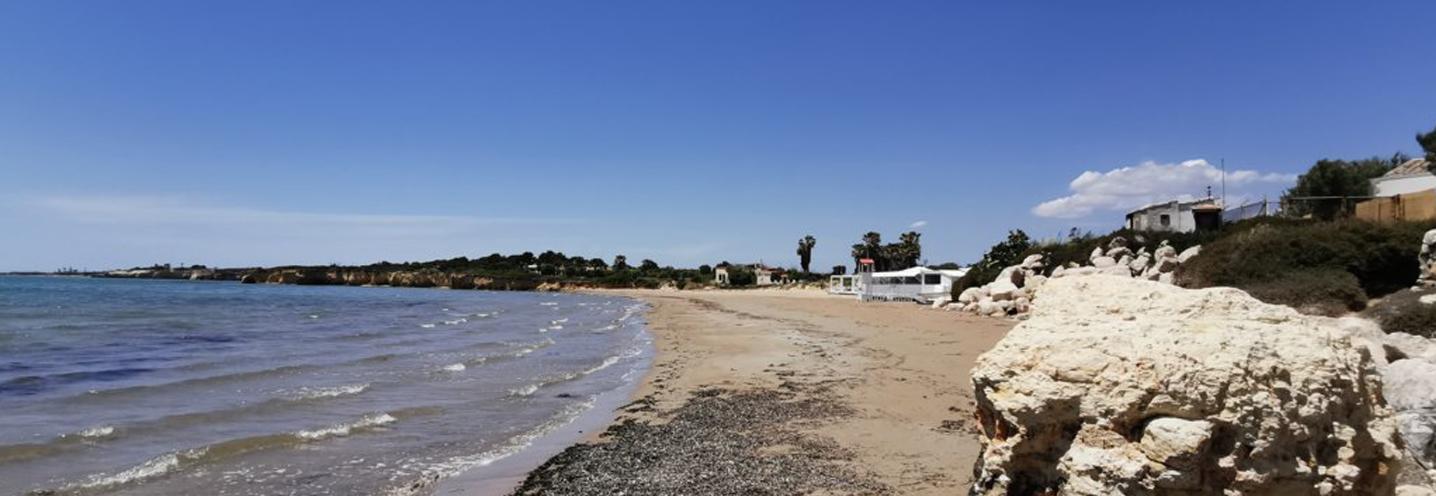 ISPICA – Porto Ulisse est – Settore occidentale della pocket beach
