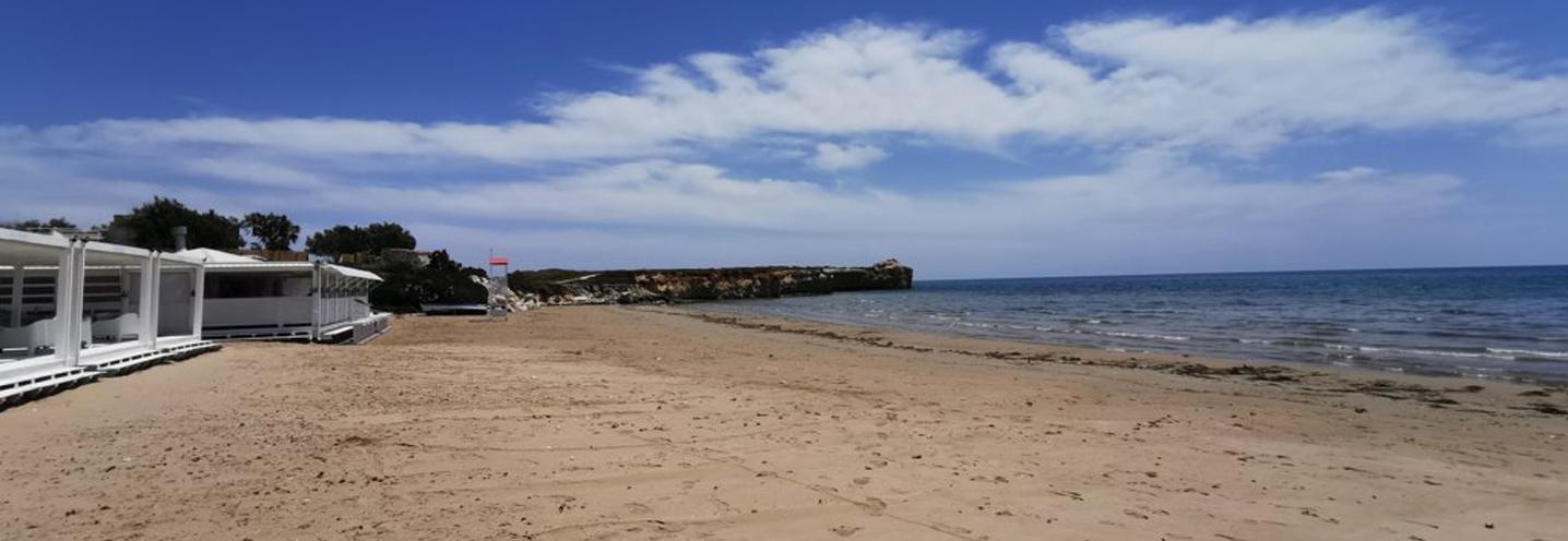 ISPICA – Porto Ulisse est – Settore orientale della pocket beach