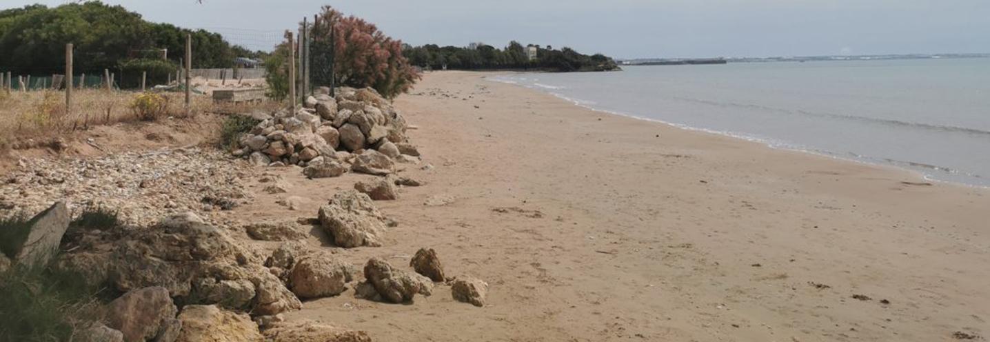 ISPICA – Porto Ulisse ovest – Settore orientale della pocket beach
