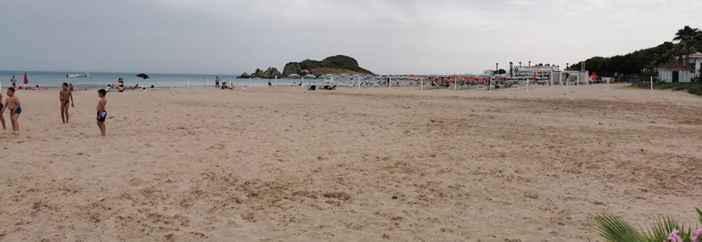 LICATA – MOLLARELLA – Lo spessore della pocket beach