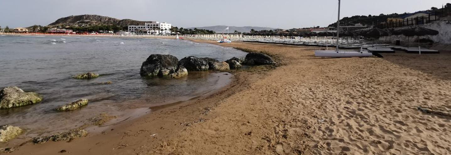 LICATA – MOLLARELLA – Settore occidentale della pocket beach