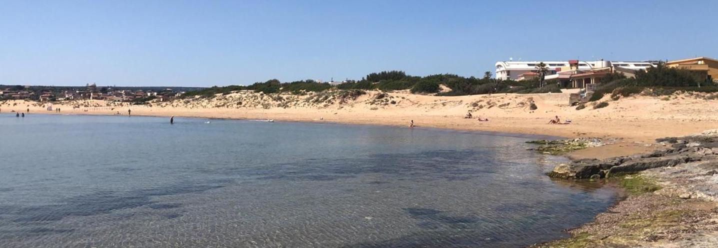 Modica – Marina di Modica – La spiaggia e il fondale