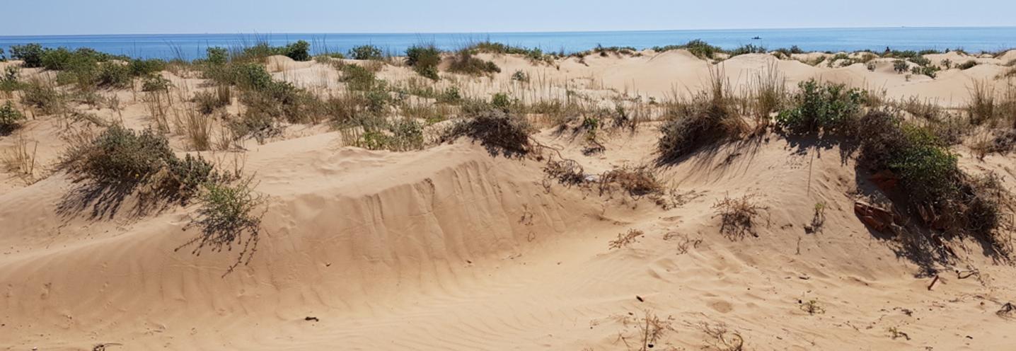 Modica – Marina di Modica – Le dune