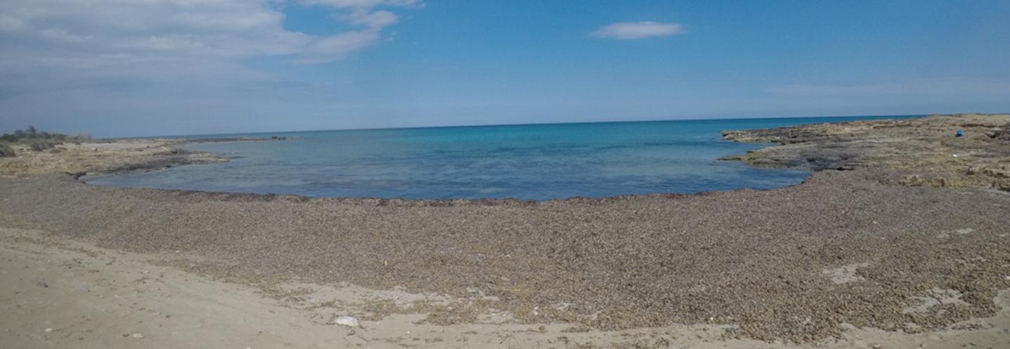 NOTO – San Lorenzo sud – Pocket beach vista da ovest