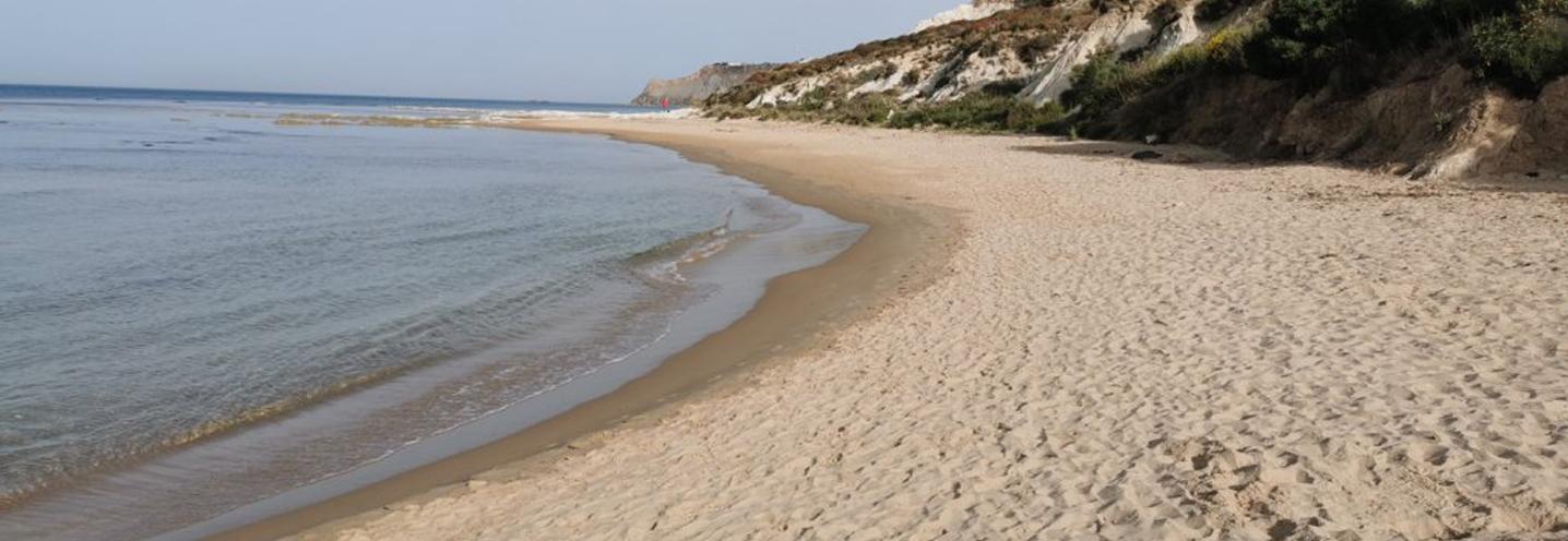 REALMOTE – SCALA DEI TURCHI EST – La spiaggia