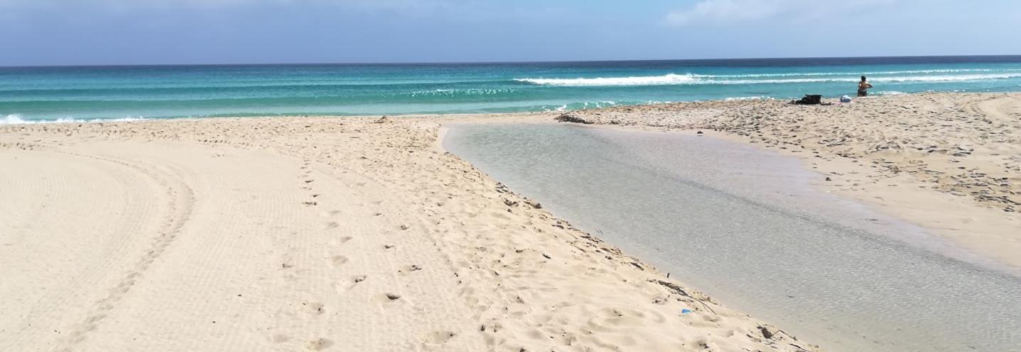 SAN VITO LO CAPO – Piccolo corso d'acqua