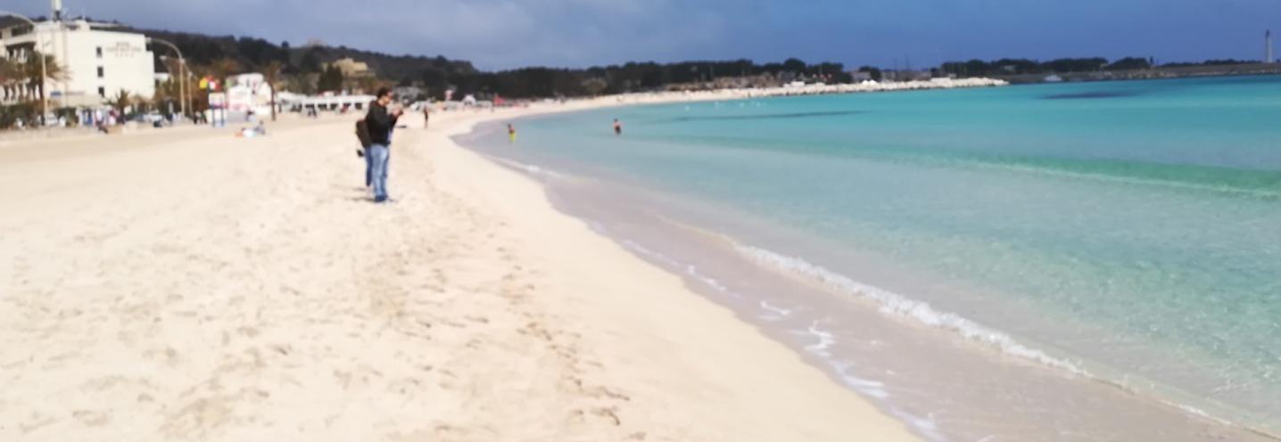 SAN VITO LO CAPO – Sabbia bianchissima e acque cristalline