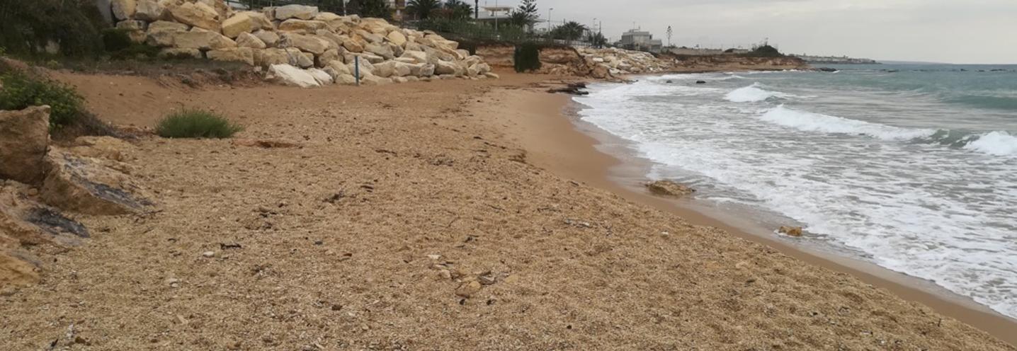 SANTA CROCE – KAUCANA – Settore orientale della pocket beach