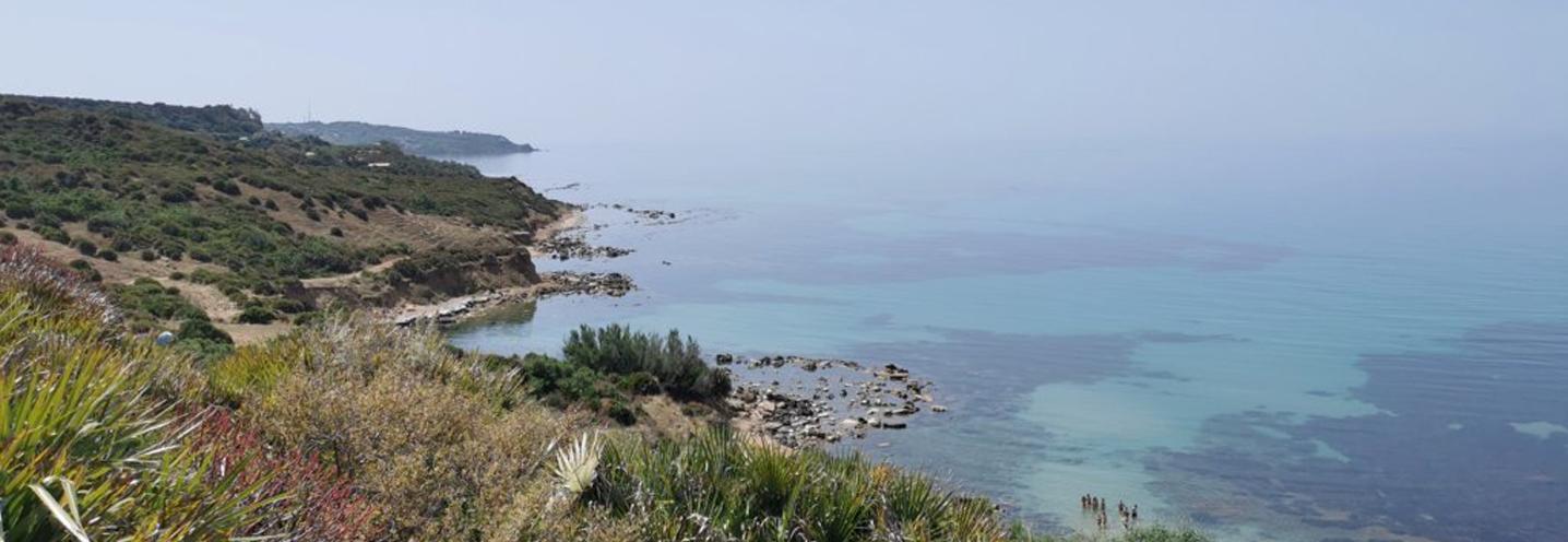 SCIACCA – MARAGANI OVEST – Panoramica verso sud