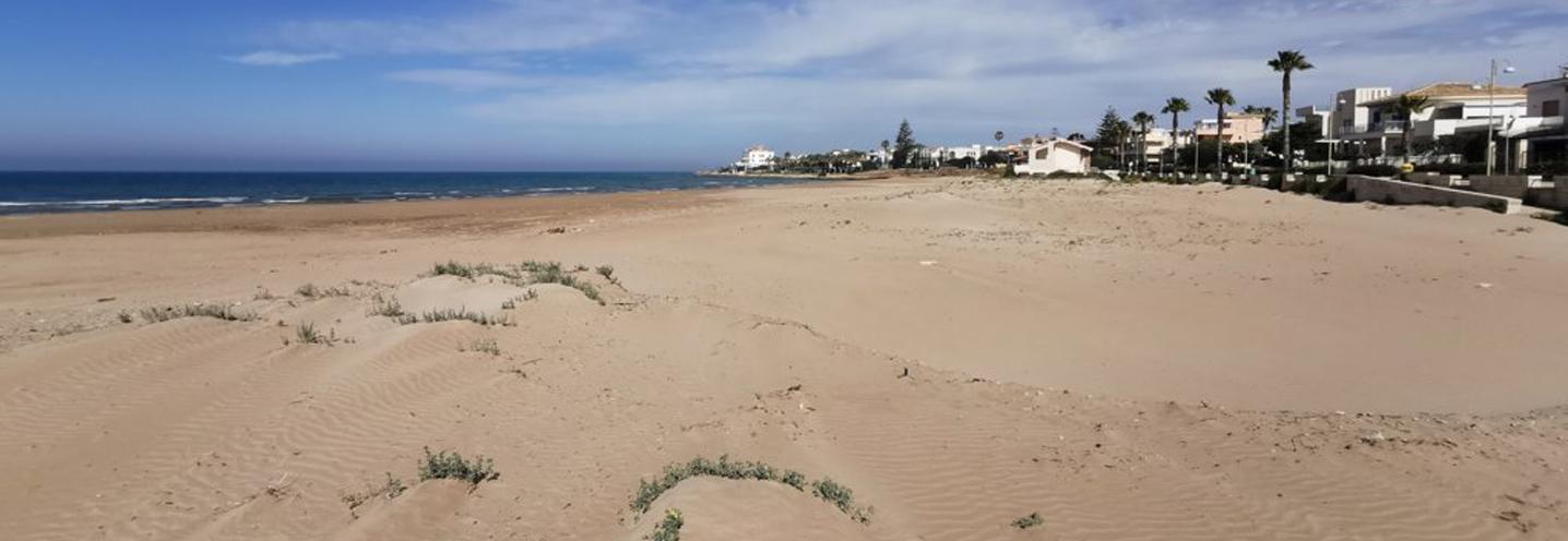 SCICLI – Donnalucata ovest porto – Spiaggia
