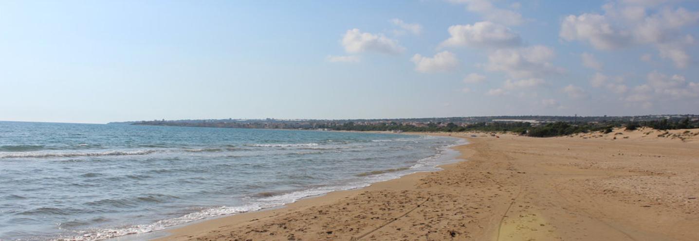 SCICLI – Sampieri Fornace Penna – La spiaggia