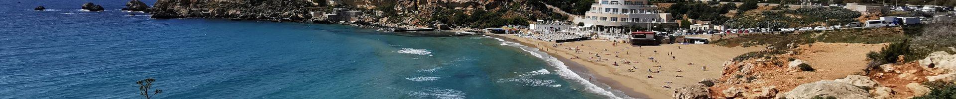 Pocket Beaches of Malta